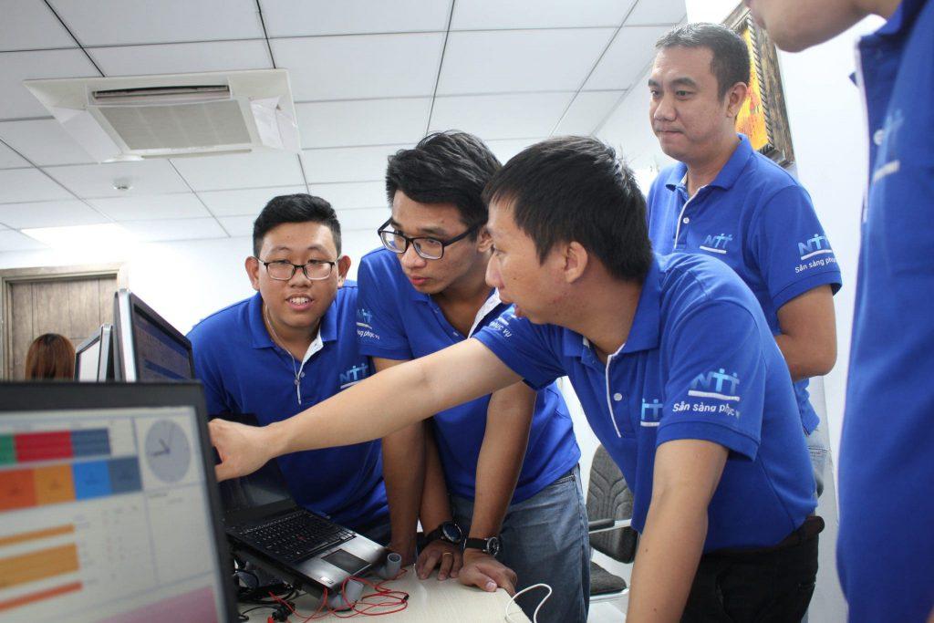 Dịch vụ quản lý IT